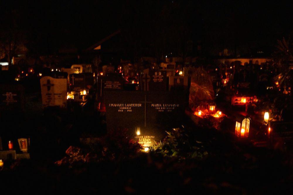 Friedhof klein