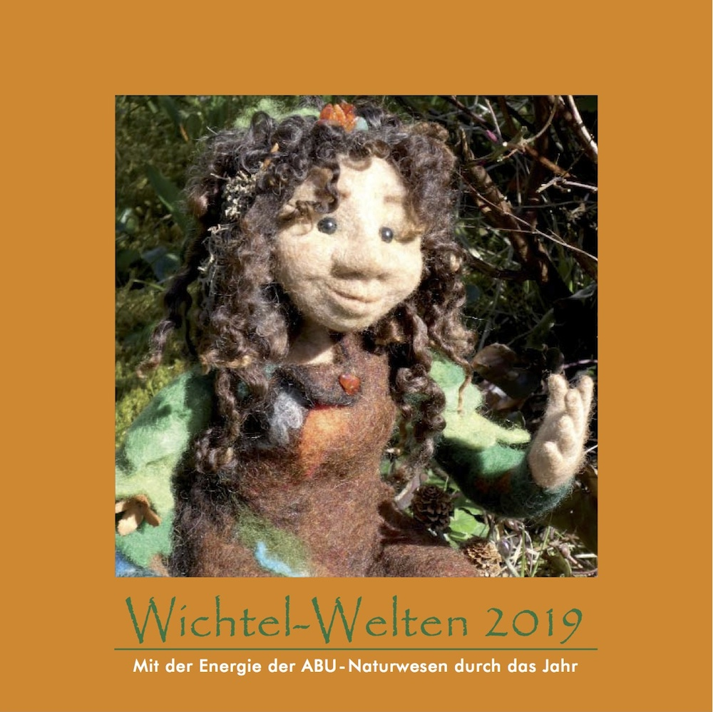 Wichtelkalender 2019 Deckblatt